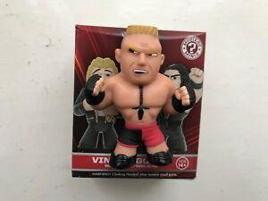 BROCK LESNAR VINYL FIGURE FUNKO MINI MYSTERY WWE WRESTLING SERIES