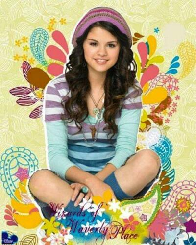 The Wizards of Waverly Alex Mini Poster 40cm x 50cm new and sealed