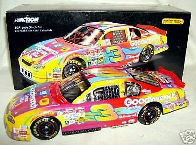Action 1 24  3 GOODWRENCH PETER MAX DALE EARNHARDT