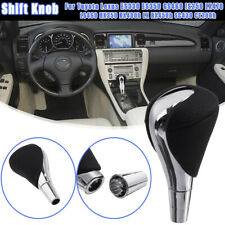 LEXUS IS200 IS300 GS300 LS430 GS gear knob CARBON /& CHROME shift stick racing