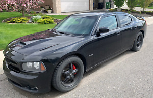2009 Dodge Charger SRT8 for sale.
