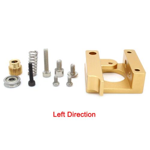 MK8 1.75mm Remote Extruder Kit All-metal Frame for 3D Printer Makerbot Reprap
