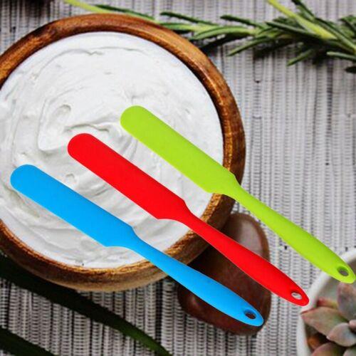 Silikon Kuchenmesser Creme Butter Spatel Mixer Teig Schaber Pinsel Nett eNwr Ksy