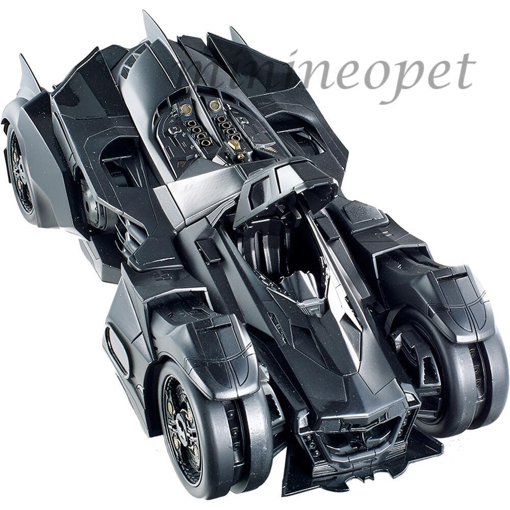 Hot Wheels BLY23 Elite Batman Arkham Knight Batmobile 1 18 Diecast Modèle Noir
