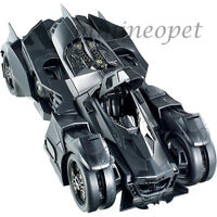 Hot Wheels Bly23 Elite Batman Arkham Knight Batmobile 1/18 Diecast Model Black