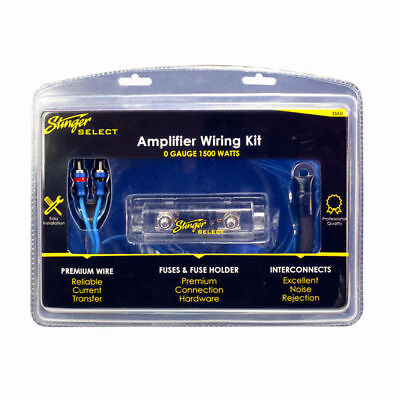 Stinger SWT0B 1//0 AWG Gauge Cable Clamp