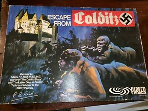 Escape-From-Colditz-Game-Made-In-The-U-K-Complete
