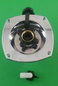 shurflo city water inlet regulator chrome 183 029 14 ebay. Black Bedroom Furniture Sets. Home Design Ideas