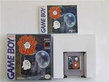 BUBBLE GHOST**NINTENDO GAME BOY**GB**GAMEBOY*COMPLETE**ULTRA RARE**ONLY ONE EBAY