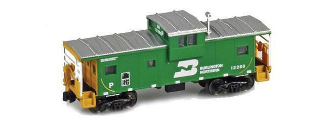 AZL 921019-1 Z Scale Wide Vision Caboose BN  12023
