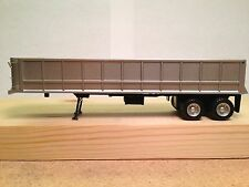 HO 1/87 Promotex/Herpa # 5281  -  36' -  2 axle Gravel Truck Semi Trailer