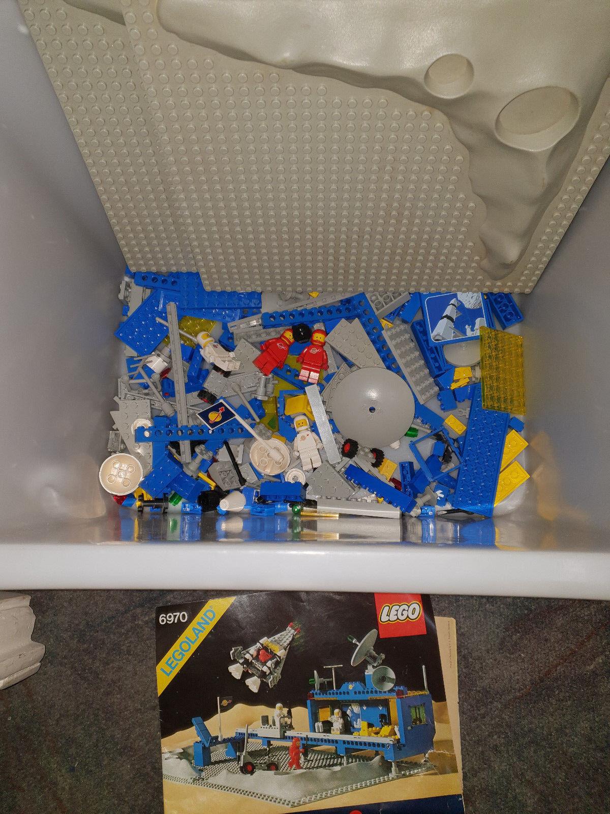 Lego Beta Command Base Base Base 6970 5f3ab0