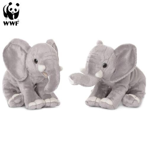 WWF Plüschtier Elefant (25cm) 2 Varianten Kuscheltier Stofftier grau Elephant