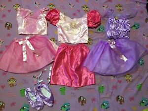 Barbie 12 Dancing Princesses Dress Up Costume Lot Ebay