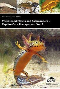 Chimaira Tritons Et Salamandres Menacés Vol.2