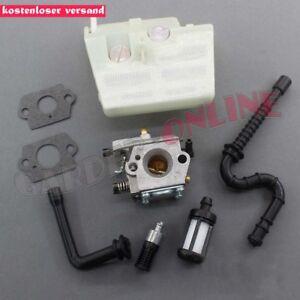 Vergaser-Luftfilter-Benzinschlauch-fuer-Stihl-024-026-MS240-MS260-Walbro-WT-194