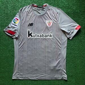 New Balance Athletic Club Bilbao 2020 21 Away Shirt Jersey ...
