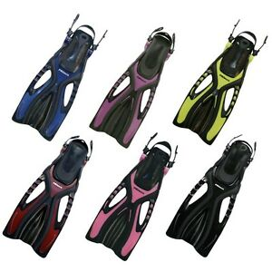 Promate-Pace-Snorkeling-Diving-Swimming-Fins-Flippers-for-Adult