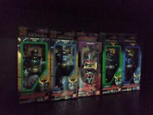 Kamen Rider Hero series soft vinyl Figure Lot Masked Tokusatsu