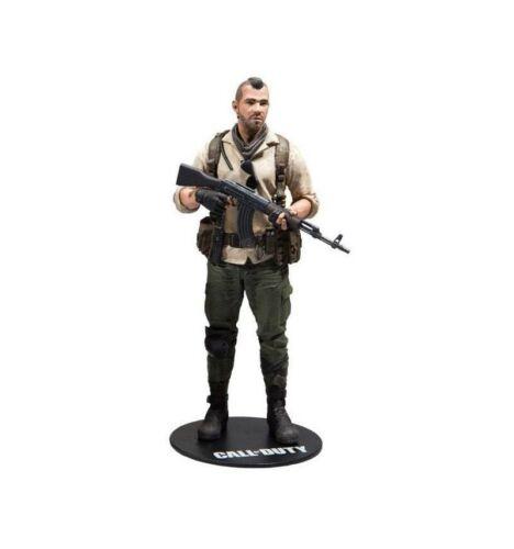 Call of Duty 15 cm figurine John /'Soap/' MacTavish Mcfarlane