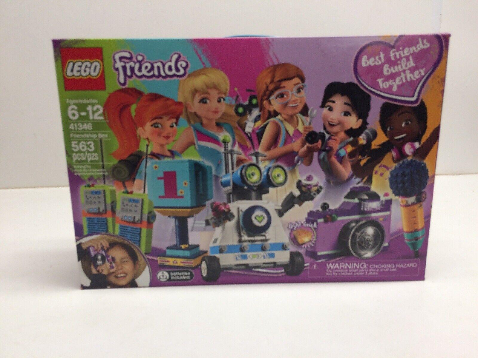 LEGO Friends  Friendship Box Building Play Set 41346