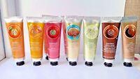 The Body Shop  Hand Cream 30ml Satsuma, Coconut, Shea, Mango, Strawberry, Moring