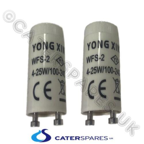 2 X 4w 40w 100-130v Lampe Starter Buffalo//Easyzap//Flykiller//Insectocuter