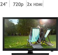 Samsung 24 Class 23.6 Diag. 720p Hd Led Lcd Tv Lt24e310nd/za