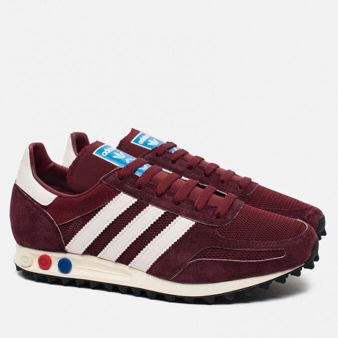 Adidas Originals La Trainer OG Burgundy S79941 S79941 S79941 (All Größe) Vintage Racing R1 7d5fe0