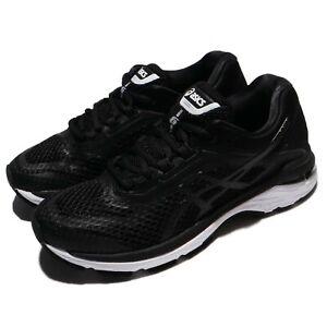Asics-GT-2000-6-VI-Black-White-Women-Running-Shoes-Sneakers-T855N-9001