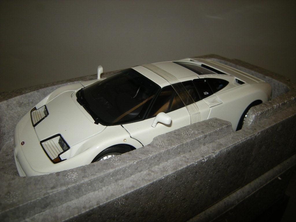 1:18 Autoart Bugatti eb110 GT bianca/Bianco N. 70978 IN SCATOLA ORIGINALE
