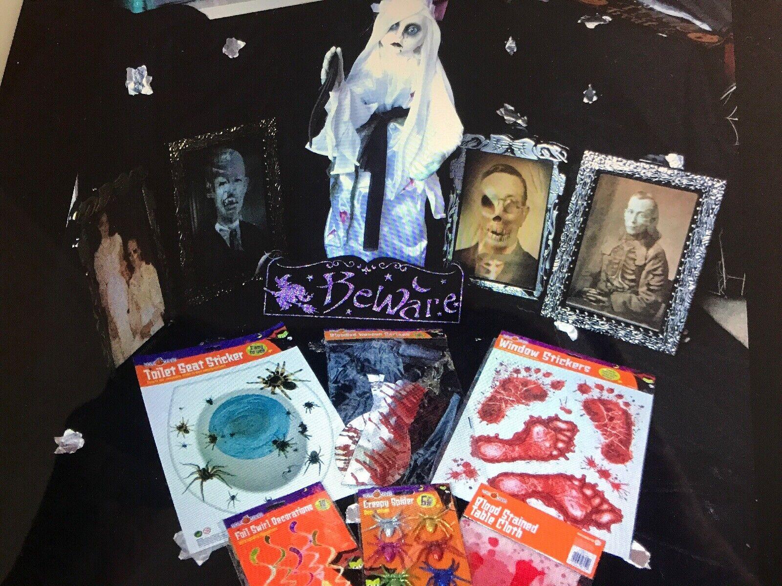 Paquete De Novia animados Halloween-Nuevo