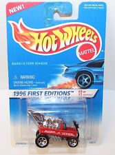 Vintage Hot Wheels Collectible 1995 Radio Flyer Wagon 1996 First Editions #374