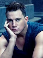 Channing Tatum Poster B [various Sizes]