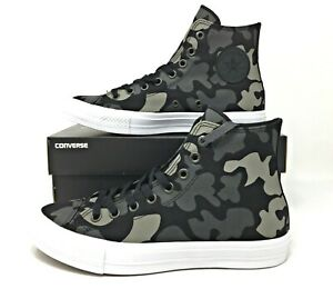 Details about Converse Chuck Taylor All Star II Hi Reflective Camouflage Men's Shoes (151157C)