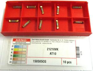 10-Plaquettes-pour-Pierce-21210VK-AT10-150505CG-de-Arno-Neuf-H30362