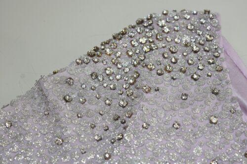Nuovo Packham Jenny Decorato Sera Da Pallido Viola Abito Argento Glicine qfqv5nU