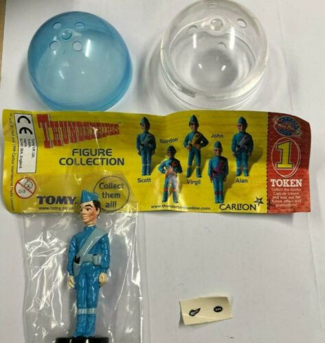 Figurine TOMY Scott Tracy TOMY Figure Gerry Anderson