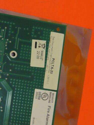 Details about  /NOTIFIER ECHELON PCLTA-20 ONYX INTERFACE FIRE ALARM CARD FTXC