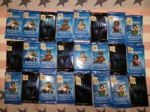 MYTHIC-EDITION-Planeswalkers-Packs-Lottery-FACTORY-SEALED-Ravnica-Allegiance