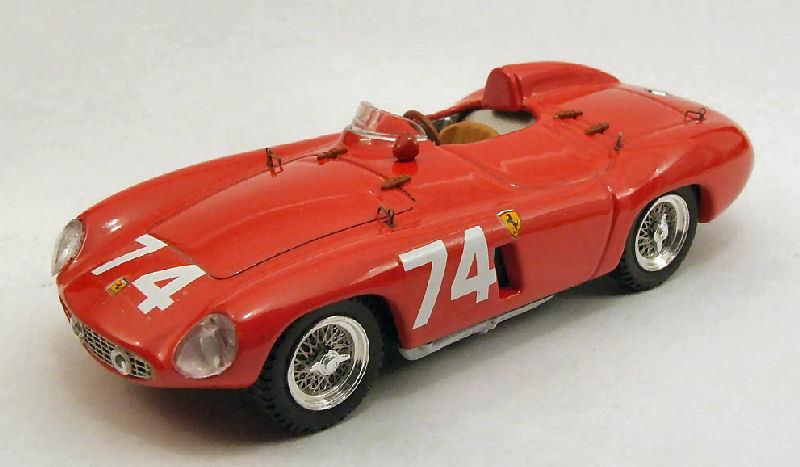 Ferrari 750 Monza  74 Targa Florio 1955 1 43 Model 0205 ART-MODEL