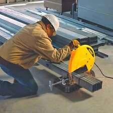 DEWALT 14 Inch Abrasive Chop Saw Metal Cutting Power Tools Increase Performance