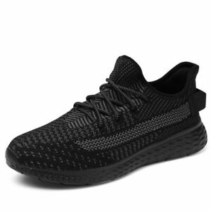 AU-Men-039-s-Big-Size-Casual-Walking-Shoes-Mesh-Breathable-Lightweight-Running-Shoes