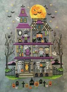 Holidays/_Haunted Mansion Halloween /_Cross Stitch Pattern
