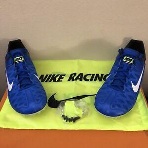 a0b6d4997b96 Nike Zoom Maxcat 4 Sprint Track Field Spikes Size 14 Cobalt Blue ...