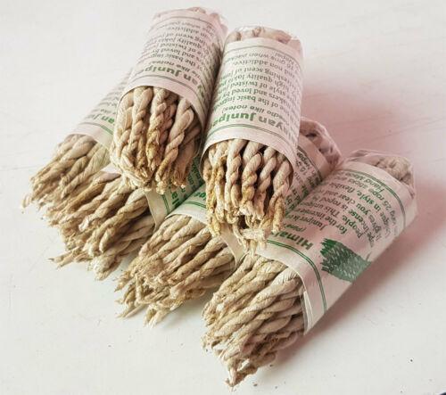 Himalayan Juniper Handmade Rope Incense