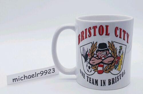 Bristol City Nouveauté Café Thé Tasse 11 oz environ 311.84 g