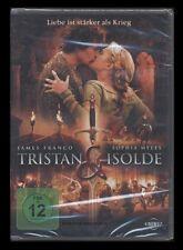DVD TRISTAN & ISOLDE - LIEBE IST STÄRKER ALS KRIEG - JAMES FRANCO *** NEU ***