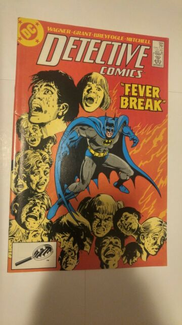 Detective Comics #584 March 1988 DC Comics Wagner Grant Breyfogle Batman