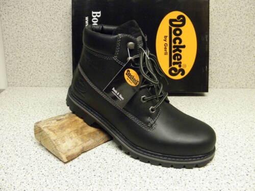 Dockers ®  reduziert D304 schwarz warm bisher  79,95 € Winterstiefel